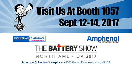 The Battery Show 2017-News