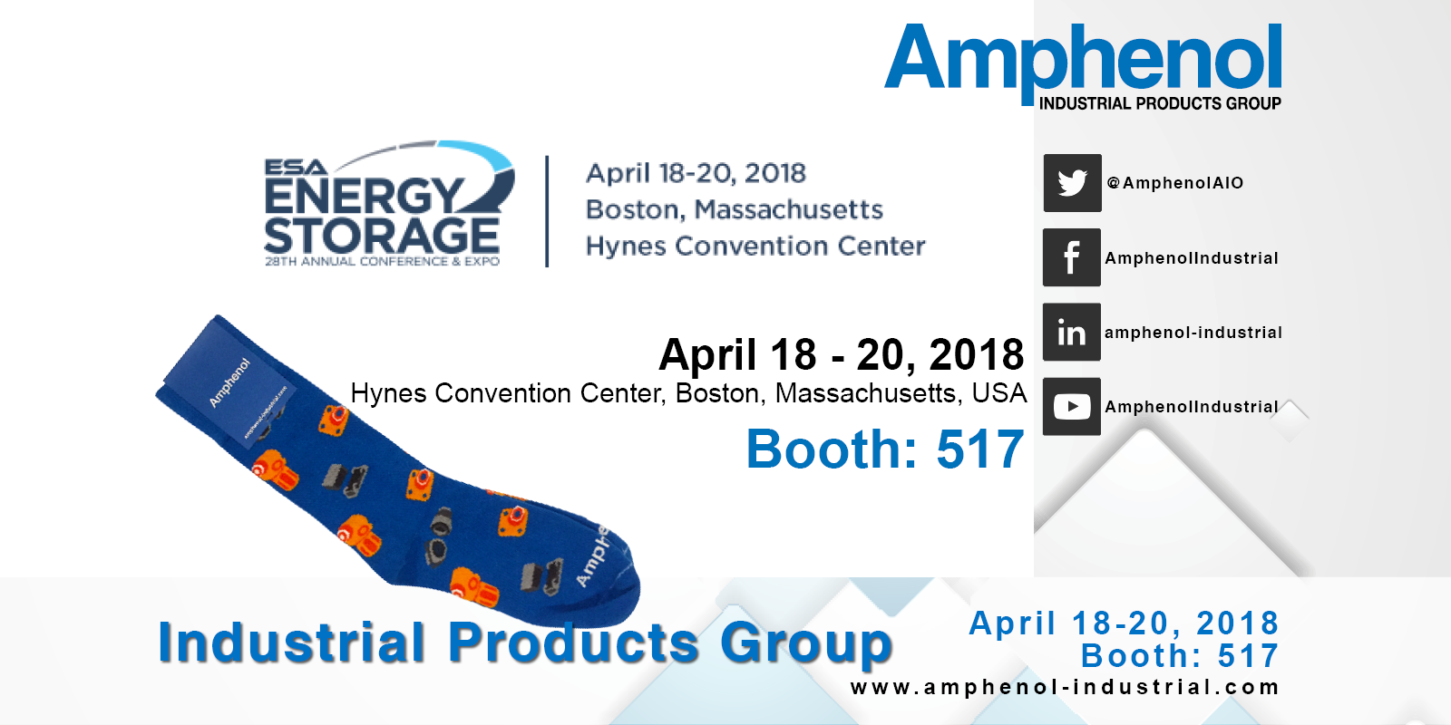 Energy Storage 28th Annual Conference and Expo 2018